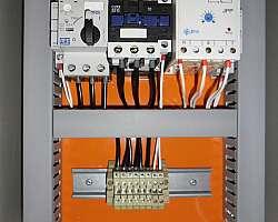 Instalação elétrica quadro de distribuição