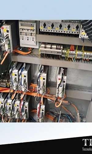 Empresas montadoras de painéis elétricos