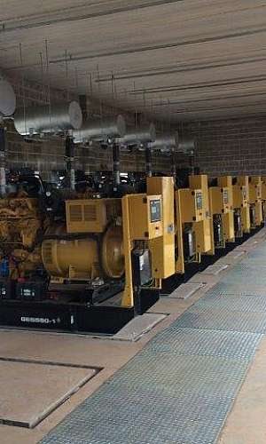 Montagens industrias elétrica